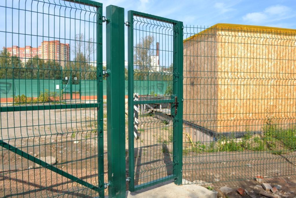 Калитки и ворота