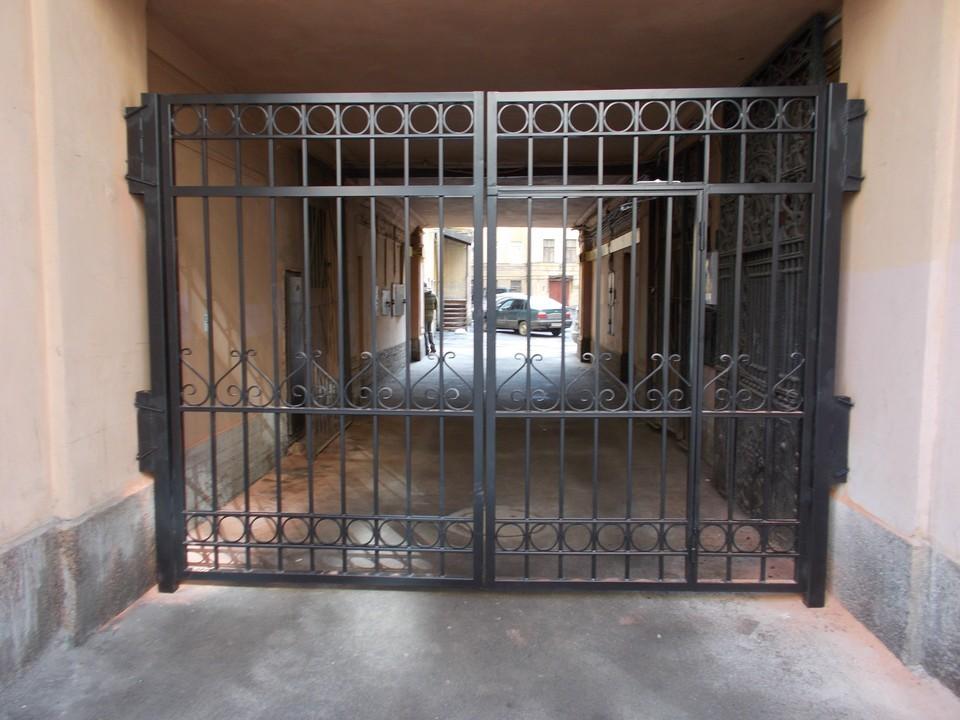 Ворота Петербург